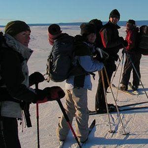 Iniciación polar en Noruega