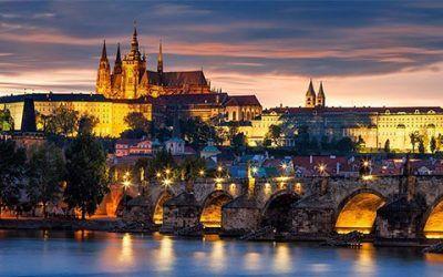 praga rio Vltava 400x250 Vacaciones Singles