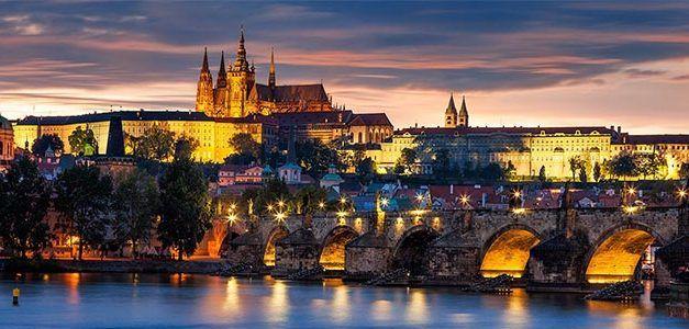 Ciudades Imperiales: De Praga a Budapest