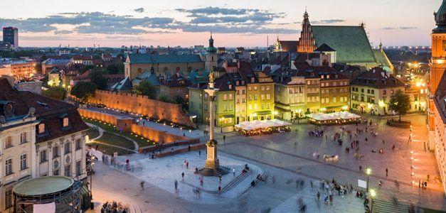 Asombrosa Polonia
