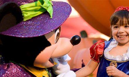 Puente de diciembre a Disney con niños