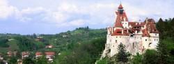 Singles a Rumania. Castillo de Bran
