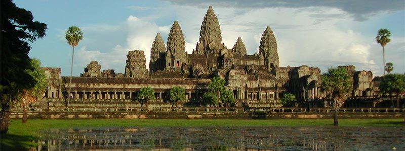 Templo Angkor Singles a Vietnam y Camboya