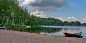 Mil Lagos y Archipielago en Finlandia y Suecia