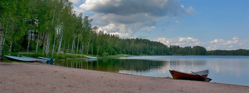 Finlandia: Archipielago y Mil lagos