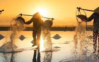 pescadores rio mekong 400x250 Vacaciones Singles