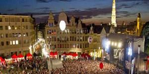 Fiestas de verano en Bruselas