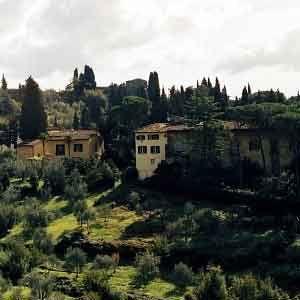 Senderismo en la Toscana