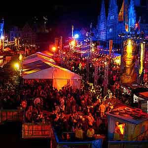 Festival de Gante en Bélgica