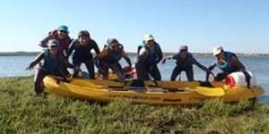 Kayak en las Islas del Sur