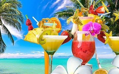 punta cana cocktail 400x250 Vacaciones Singles