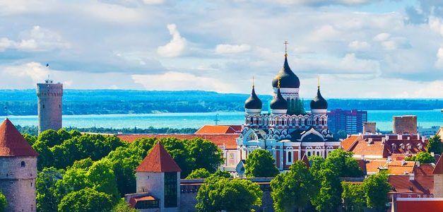 Países Bálticos: Tallín, Riga, Vilnius y Helsinki