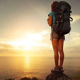Turismo activo para singles