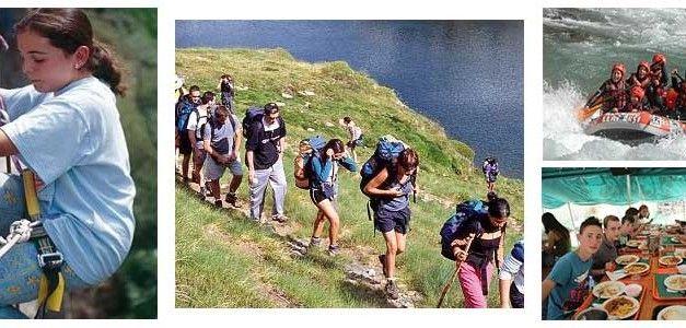 Singles con niños en Pirineos 100 lagos