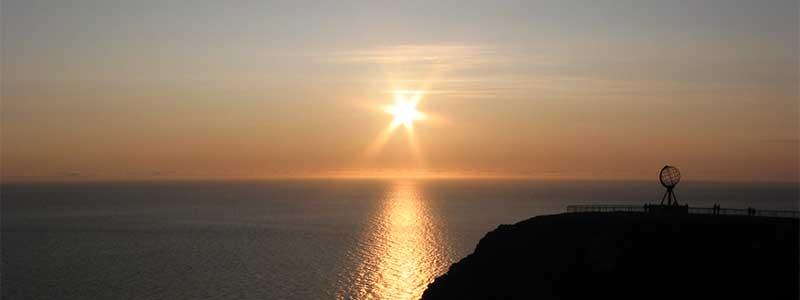 velero cabo norte Noruega: Descubriendo el Sol de Medianoche