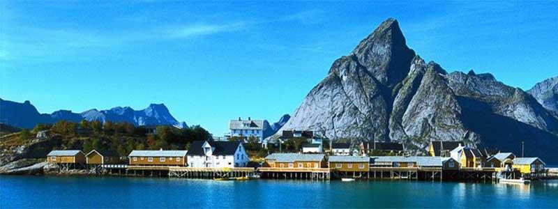 velero en lofoten Noruega: Islas Lofoten y Vesteralen en velero