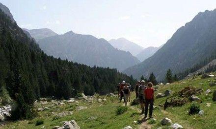 Aventura en Pirineos 100 Lagos