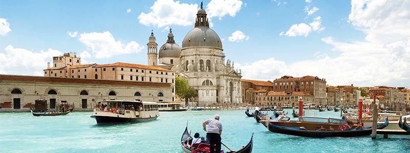 Singles a Italia - Venecia