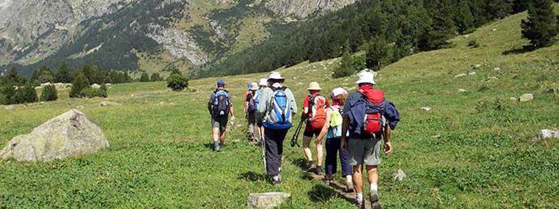 Senderismo: Pirineos desde Madrid