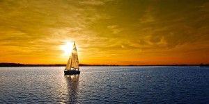 Velero golfo de Cádiz