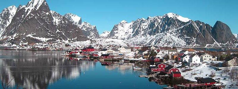 Noruega: Escapada a Lofoten