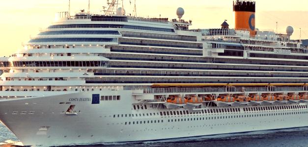Crucero Mediterráneo Costa Cruceros
