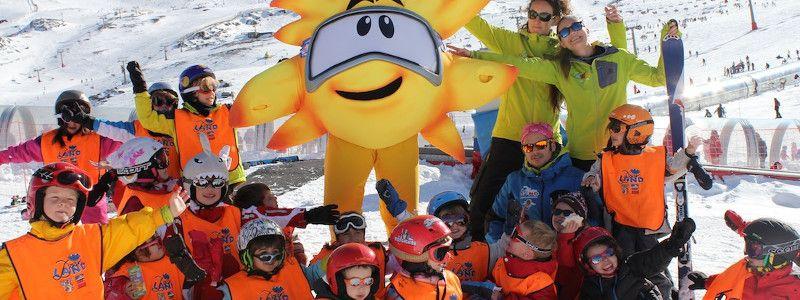 sierra nevada granada Semana Santa con niños en Granada