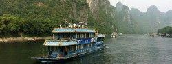 Gran viaje a China - Crucero por Li River