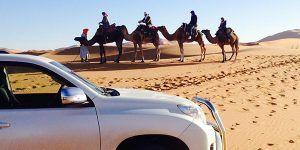 Singles a Marruecos en 4x4