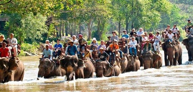Tailandia: Reino de Siam y Phuket