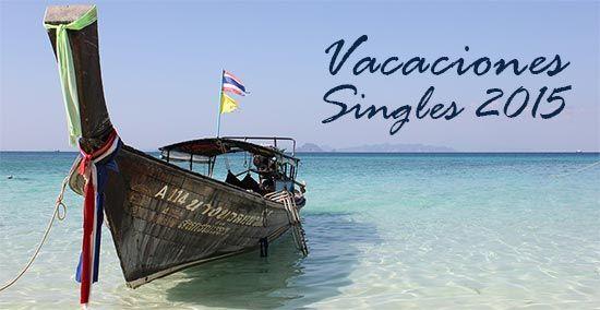 Vacaciones singles y solteros