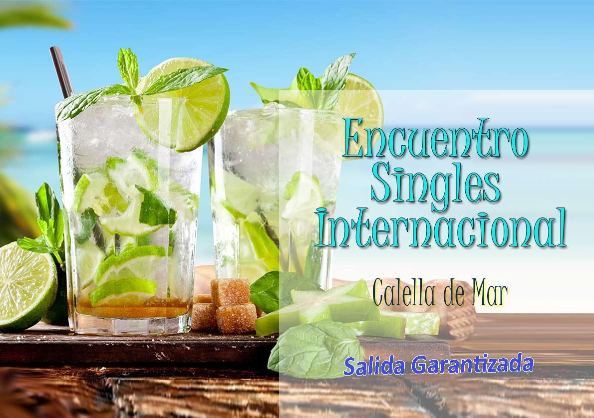 Encuentro Internacional Singles en Calella