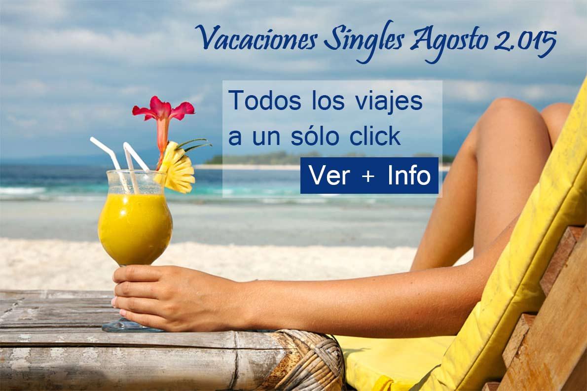 Todos los viajes de Agosto 2015 en un Click