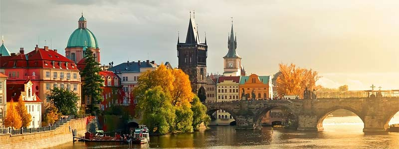 Singles a Praga Viena y Budapest