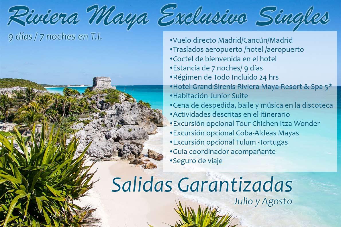 riviera maya promo txt Riviera Maya: Exclusivo Singles
