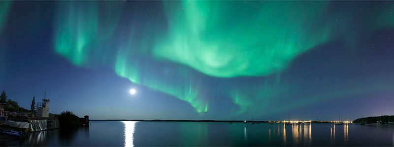 Islandia: Auroras Boreales