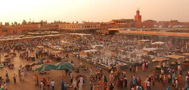 Marruecos: Puertas del Desierto