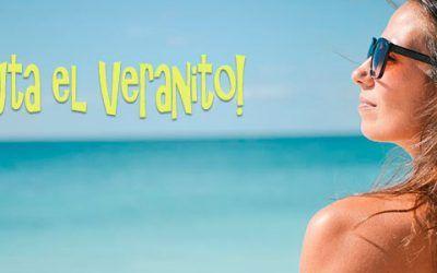 disfruta el veranito 400x250 Vacaciones Singles