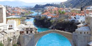 Croacia y Mostar Singles