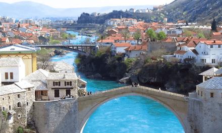 Croacia y Mostar