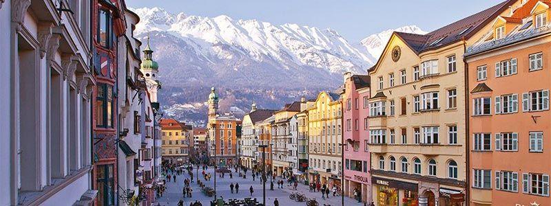 Alemania, Austria y Budapest