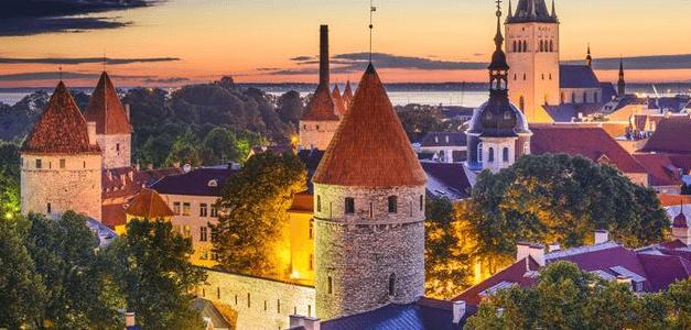 Joyas del Báltico: Tallín, Riga y Vilnius