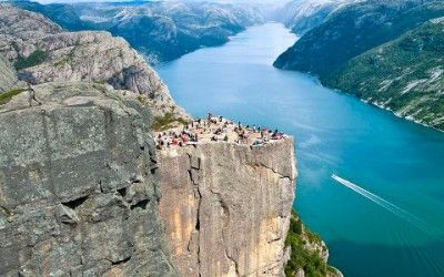 preikestolen noruega 400x250 Vacaciones Singles