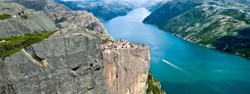 preikestolen noruega Aventuras / Expediciones