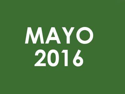 mayo 2016 Puente de Mayo 2016