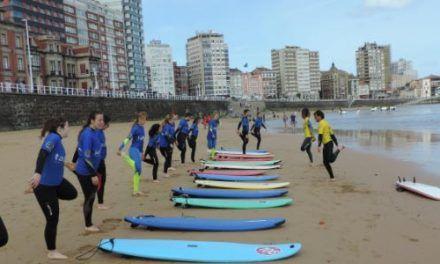 Surf y naturaleza en Asturias