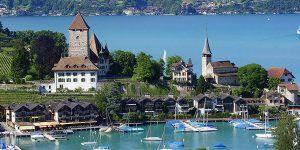 Viaje singles a Suiza: Interkalen