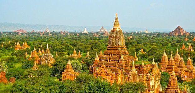 Myanmar: junglas y pagodas
