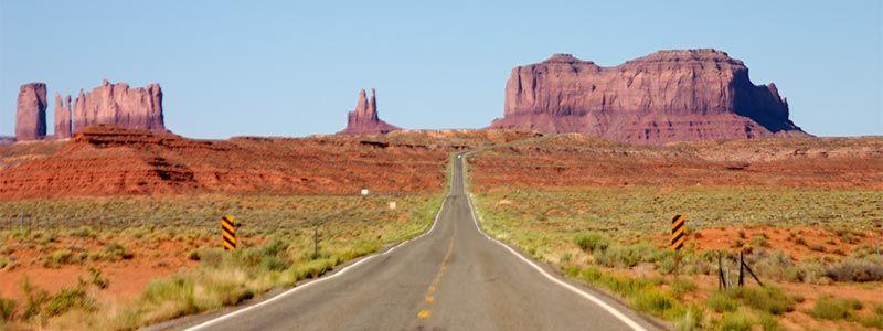 Aventura en Oeste de Estados Unidos