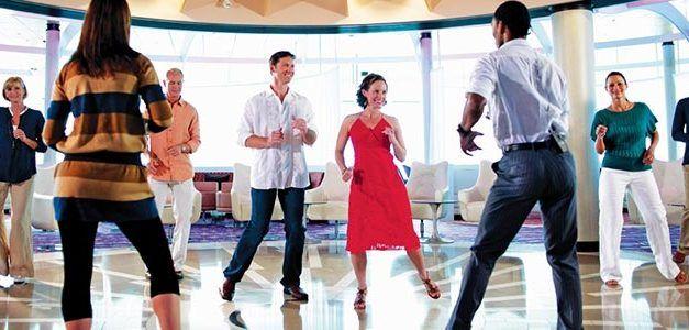 Crucero Bailes Latinos